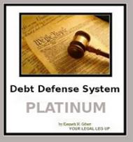 Platinum Debt Defense System